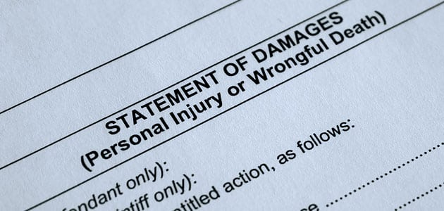 wrongful death statement