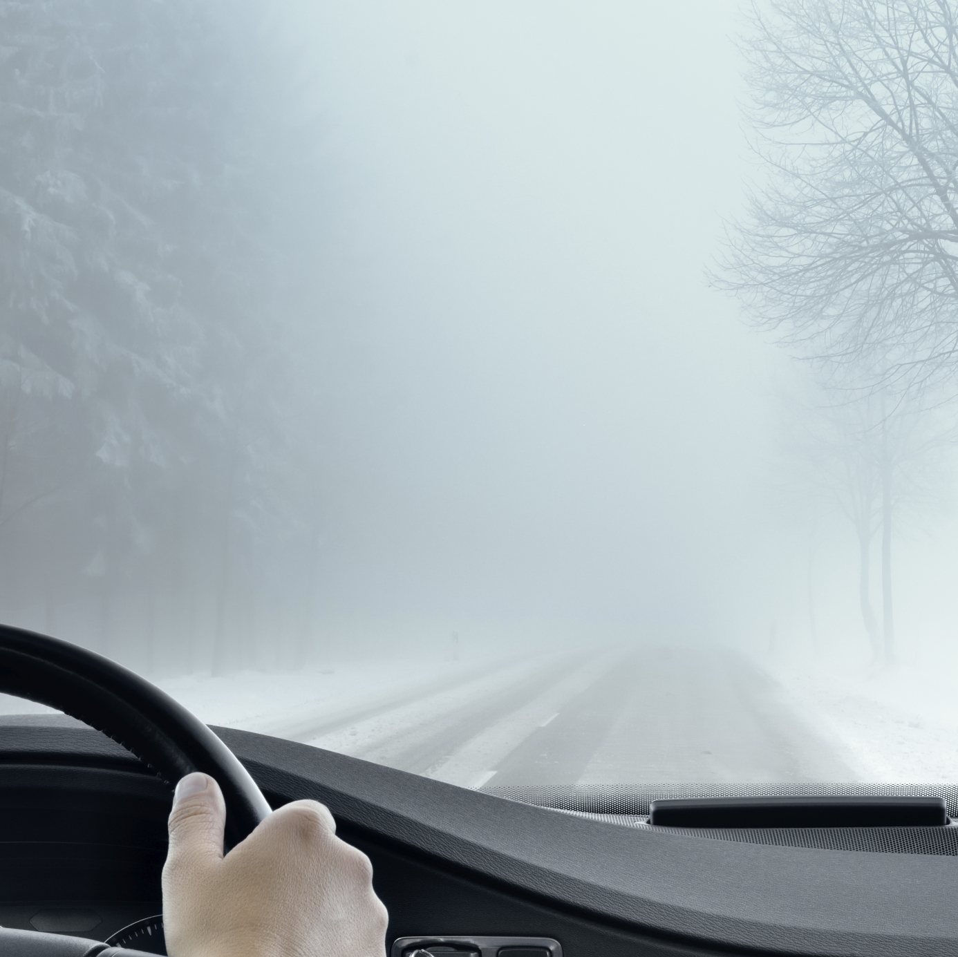 Driving in winter weather