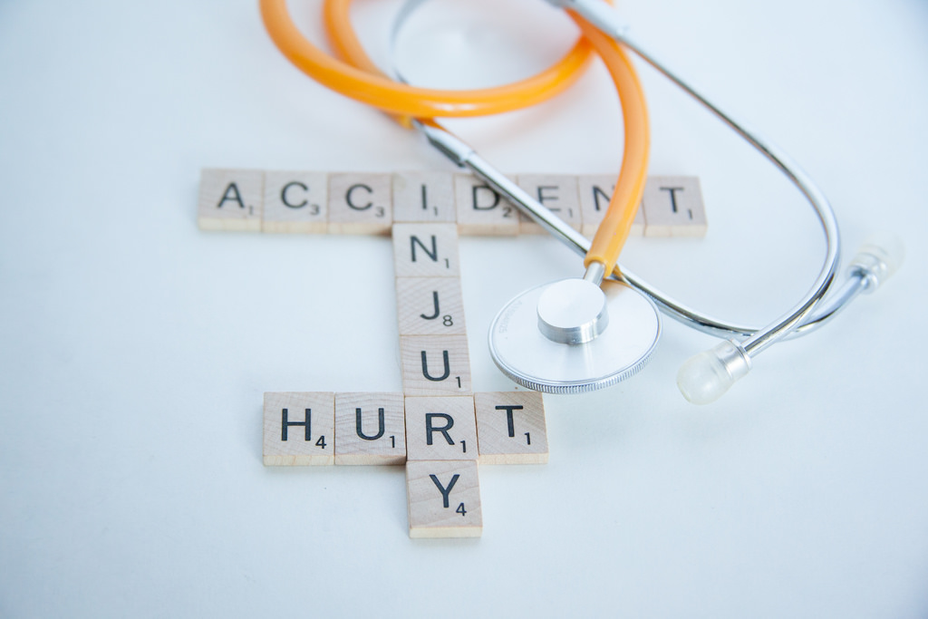 Scrabble - Accident Injury Hurt