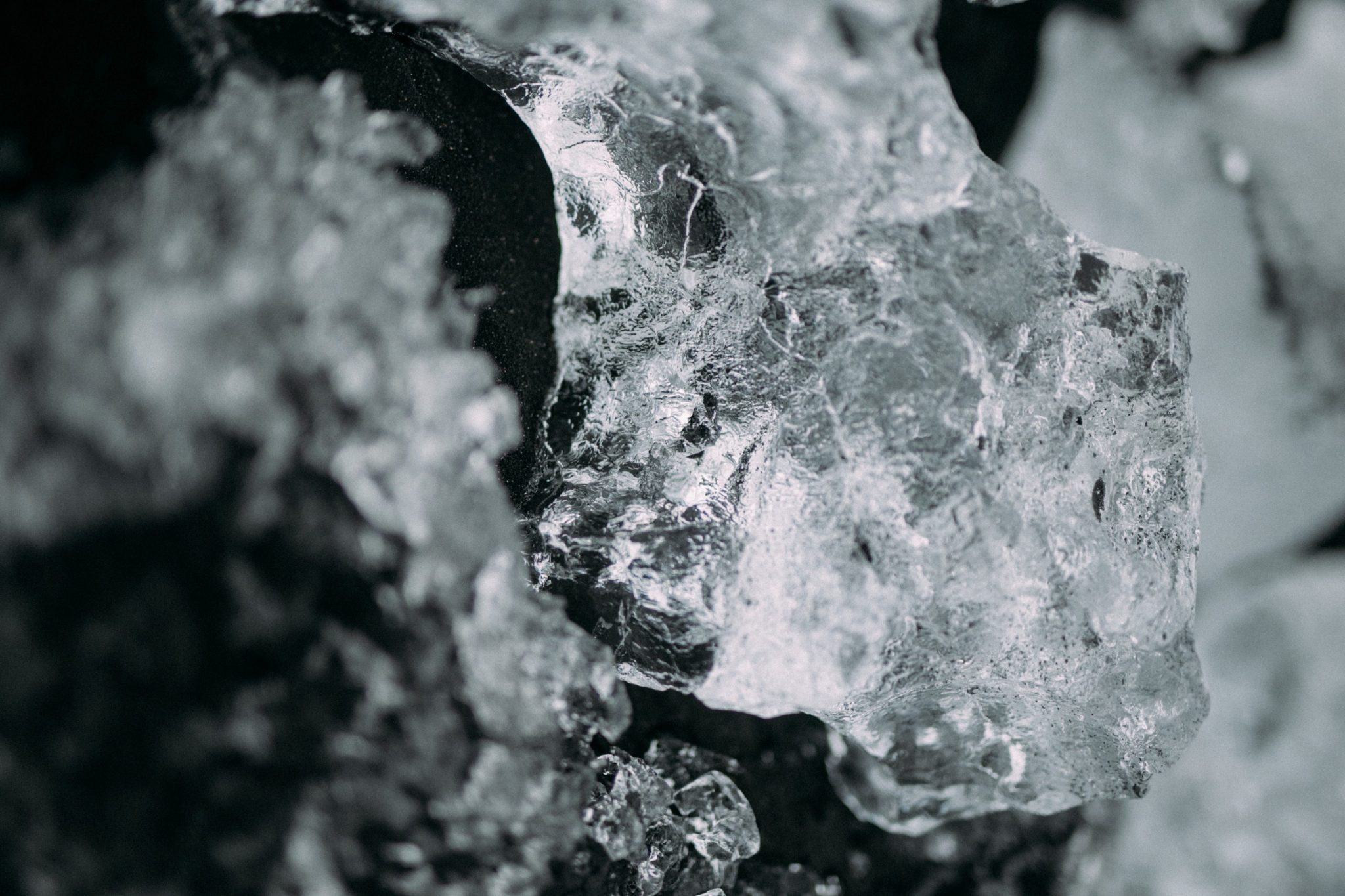 ice that causes slip and fall accidents
